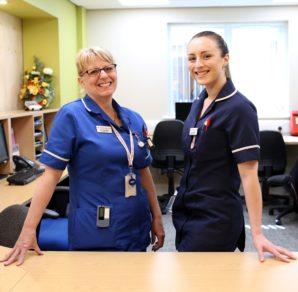 inpatient unit nurses